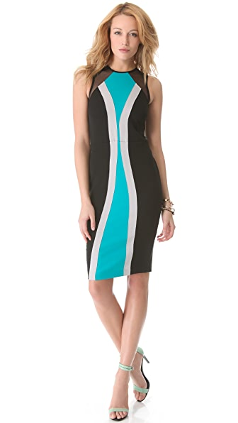 LRK Blake Panel Sheath Dress