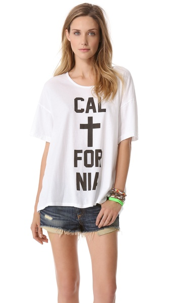 The Laundry Room Oversized California Tee