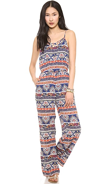 Love Sadie Printed Jumpsuit