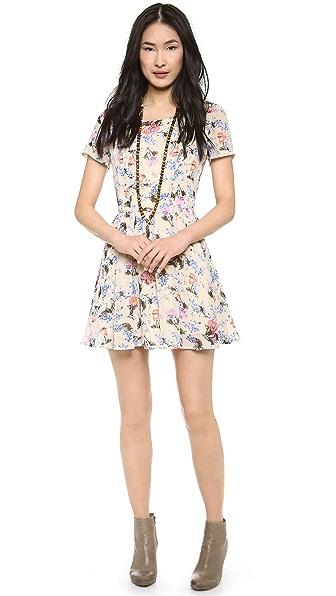 Love Sadie Rose Babydoll Dress