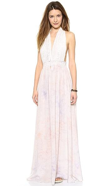 LOVESHACKFANCY Love Maxi Dress