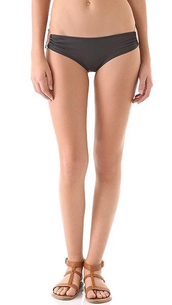 L*Space Diva D Ring Bikini Bottoms