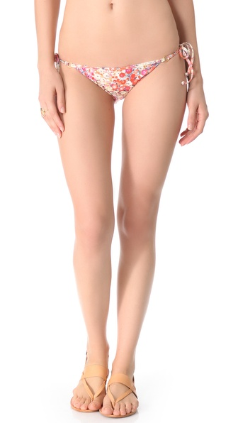 L*Space Sweet Meadow Classic Bikini Bottoms