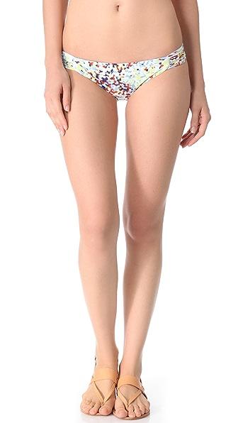 L*Space Confetti Trixter Reversible Bikini Bottoms
