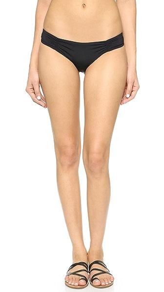 L*Space Sensual Solids Monique 比基尼泳裤