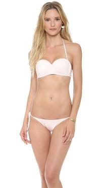 L*Space Sweet & Chic Solids Ariel Bikini Top