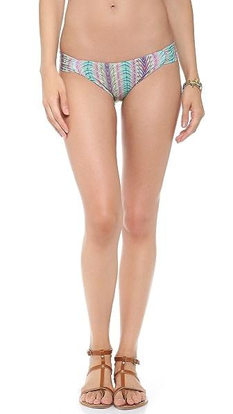 L*Space Plumage Trixter Reversible Bikini Bottoms