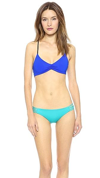 L*Space Wild One Reversible Bikini Top