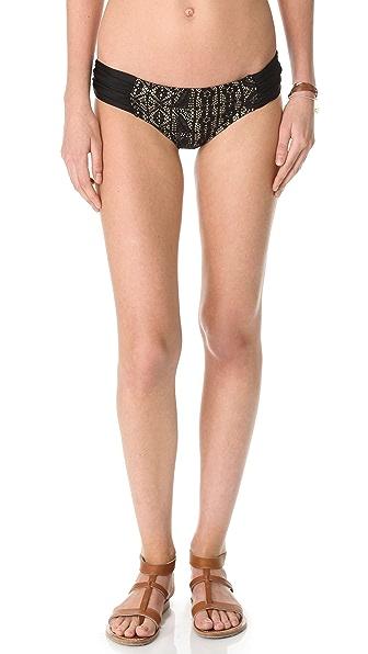 Luli Fama Sweet Seduction Lace Bikini Bottoms
