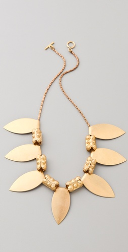 Lulu Frost Fin Necklace