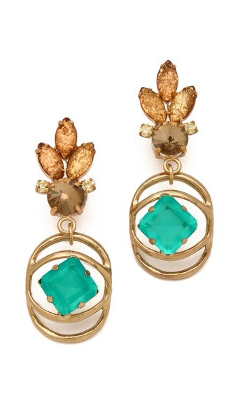 Lulu Frost Althea Earrings