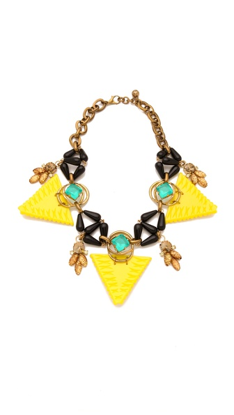 Lulu Frost Demeter Collage Necklace