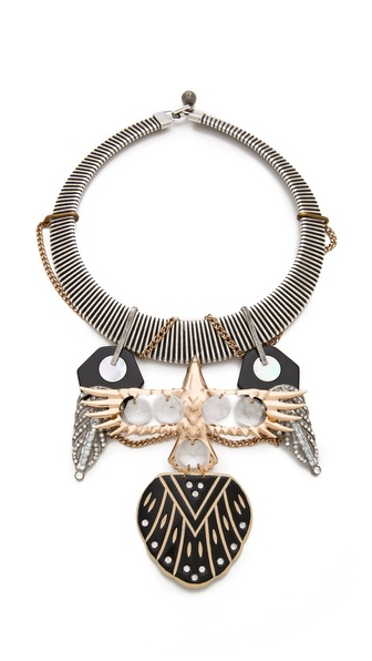 Lulu Frost Artemis Collage Necklace