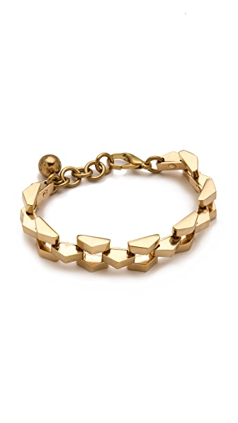 Lulu Frost Power Gold Bracelet