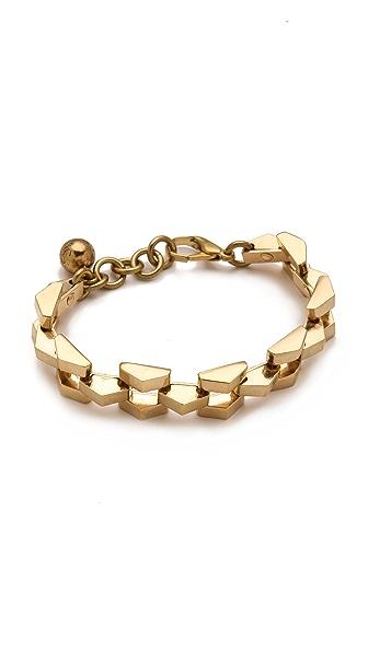 Lulu Frost Power Gold Bracelet