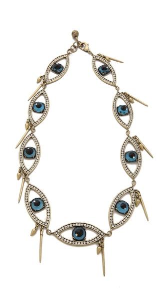 Lulu Frost Insight Necklace