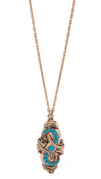 Lulu Frost Alchemy Pendant Necklace