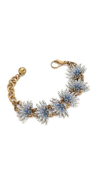 Lulu Frost Sunburst Bracelet