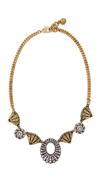 Lulu Frost Adriatic Necklace