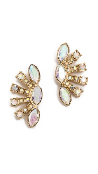Lulu Frost Minuet Stud Earrings