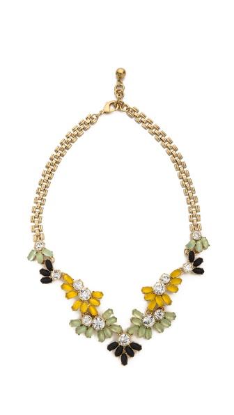 Lulu Frost Lightray Necklace