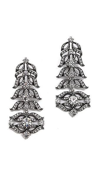 Lulu Frost Rococo Statement Earrings