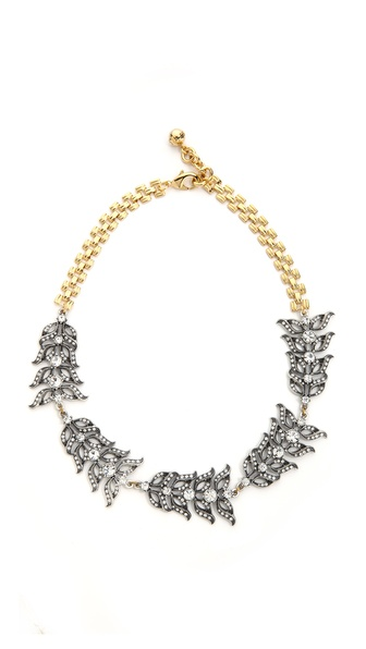 Lulu Frost Rococo Necklace