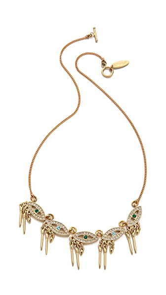 Lulu Frost Panoptes Multi Necklace
