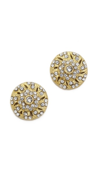 Lulu Frost Coquille Stud Earrings