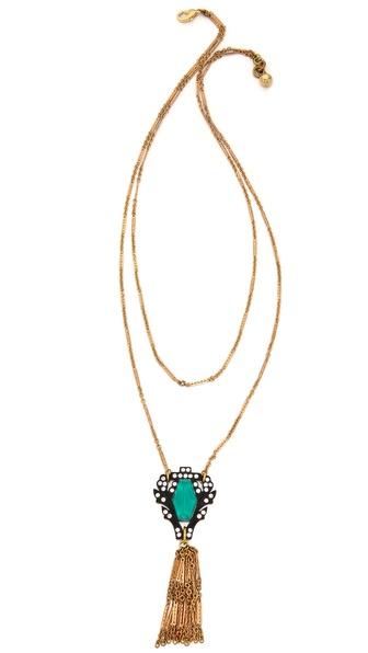 Lulu Frost Lucid Tassel Necklace