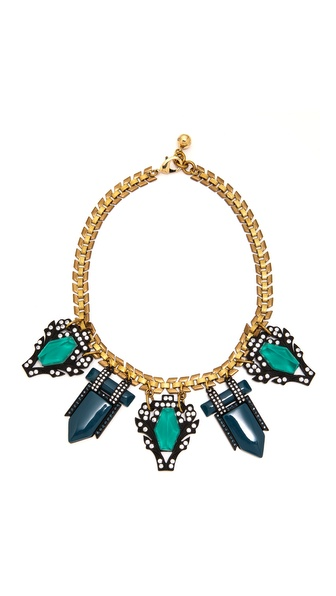 Lulu Frost Lucid Statement Necklace