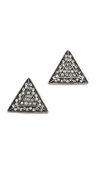 Lulu Frost Emergence Stud Earrings