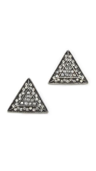 Lulu Frost Emergence Stud Earrings