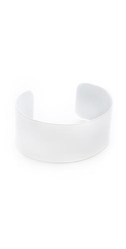 Luv Aj Plain Short Cuff Bracelet