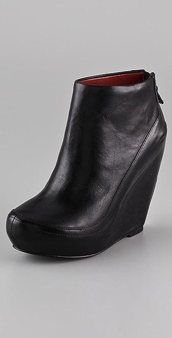 Luxury Rebel Shoes Kai Platform Booties