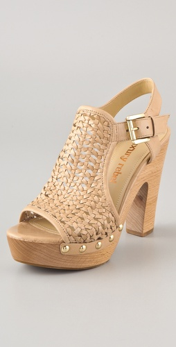 Luxury Rebel Shoes Queen Platform Sandals