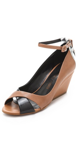 Luxury Rebel Shoes Cutie Demi Wedge Sandals at Shopbop.com