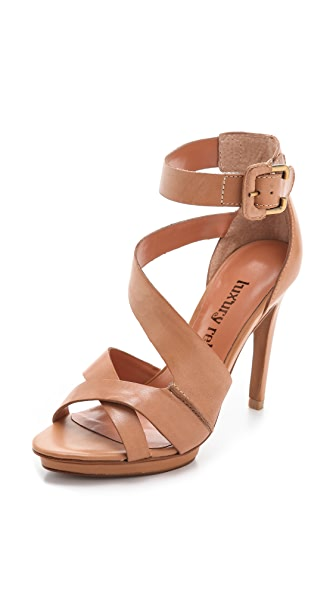 Luxury Rebel Shoes Whimsy Platform Sandals