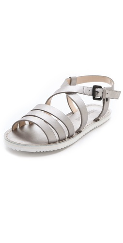 Luxury Rebel Shoes Selma Sport Flat Sandals
