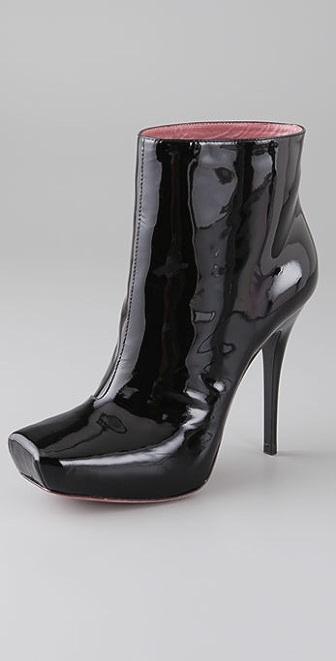 Luxury Rebel Jolie Patent Booties