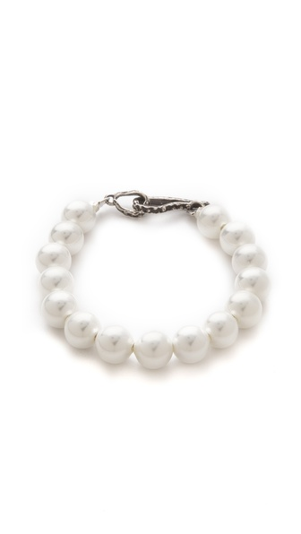 Lauren Wolf Jewelry Single Strand Bracelet
