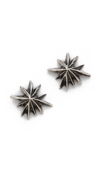 Lauren Wolf Jewelry Burst Stud Earrings