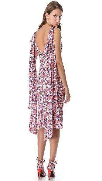 L'Wren Scott Bromance Flirty Dress