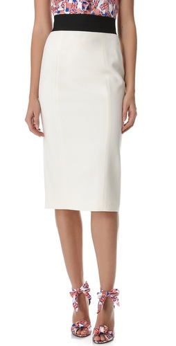 Shop L'Wren Scott Tuxedo Skirt and L'Wren Scott online - Apparel,Womens,Bottoms,Skirts, online Store