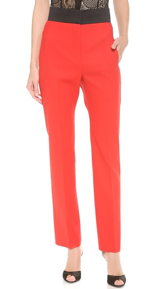 L'Wren Scott Straight Pants