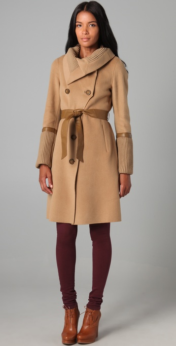 Mackage Leigh Chic Wool Coat