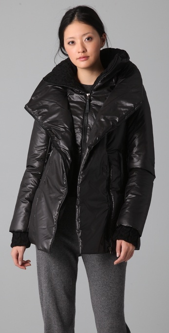 Mackage Selma Shiny Puffy Coat