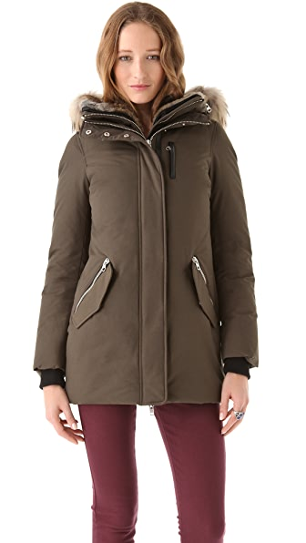 Mackage Parka with Fur