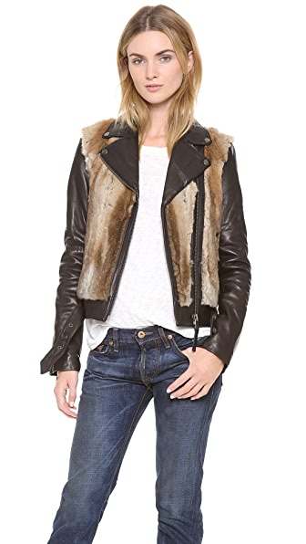 Mackage Tamika Leather Jacket
