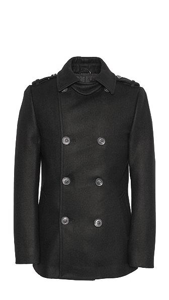 Mackage Carlo Pea Coat